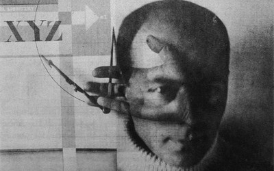Lissitzky, The constructor, 1924