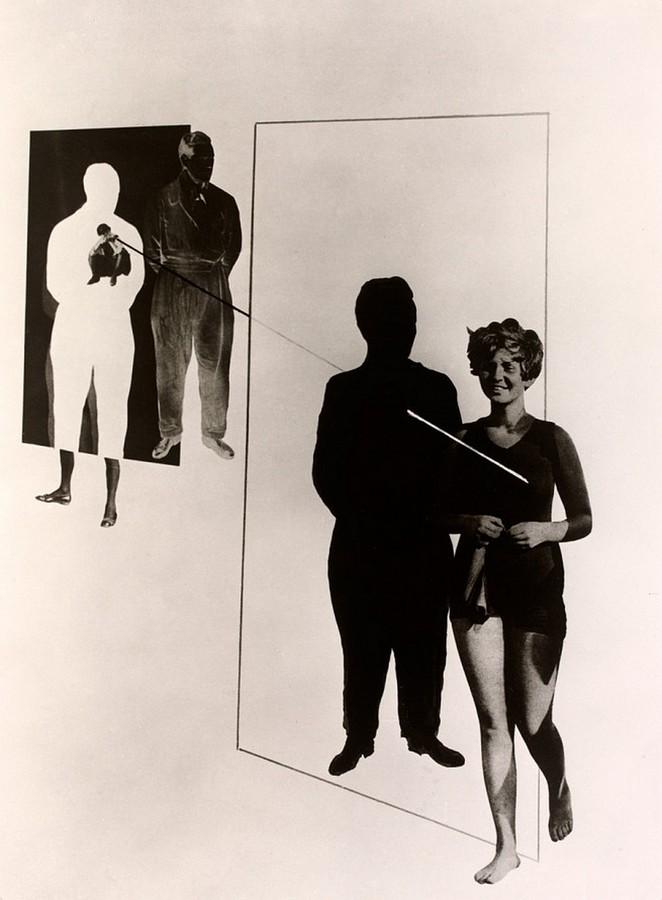 Moholy Nagy, Jealousy, 1927