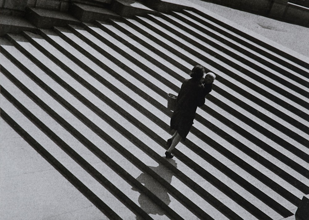 Rodchenko, Stairs, 1930