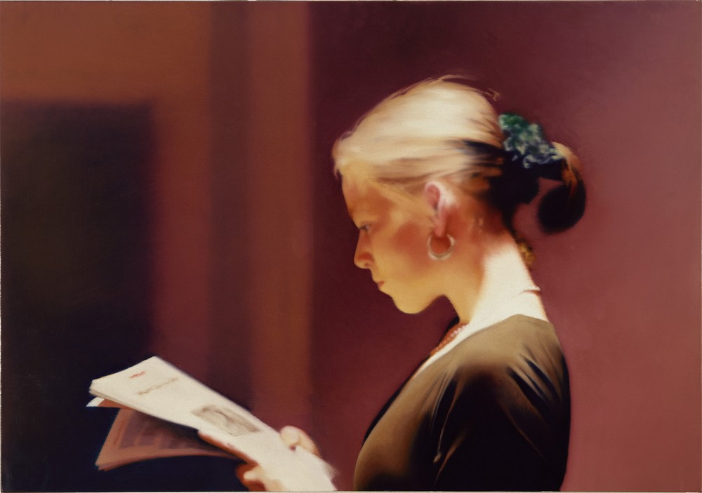 Gerhard Richter, Reader, 1994