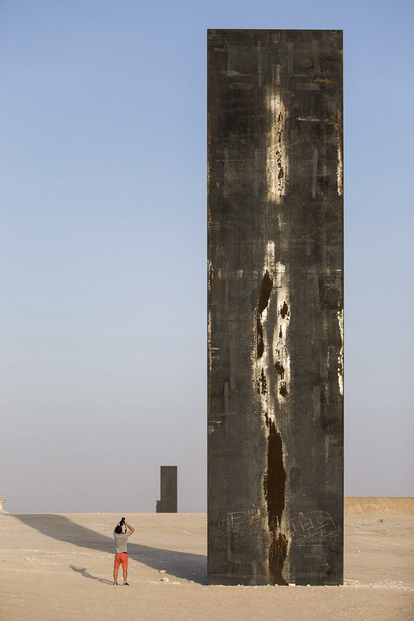 Richard Serra, East West West East c. 2008