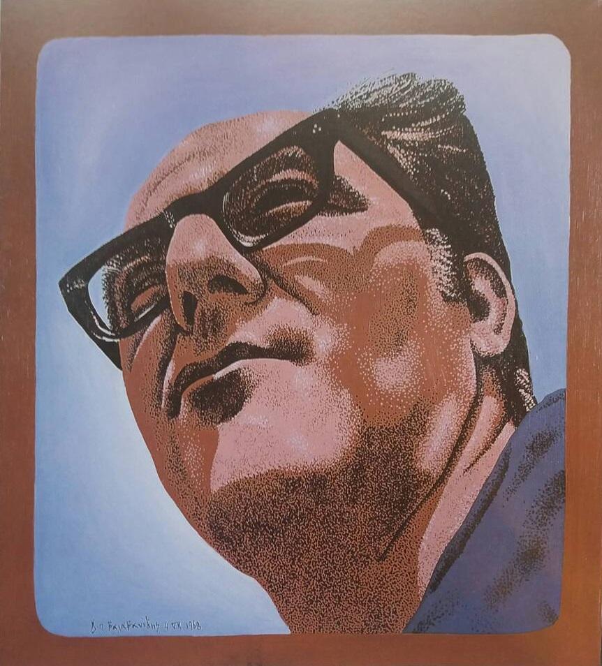 Yannis Valavanidis, He, 1968